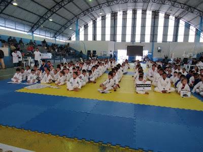Torneio de judô comemora 110 anos da imigração japonesa no brasil
