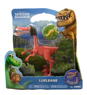the good dinosaur tomy lurleane large figure