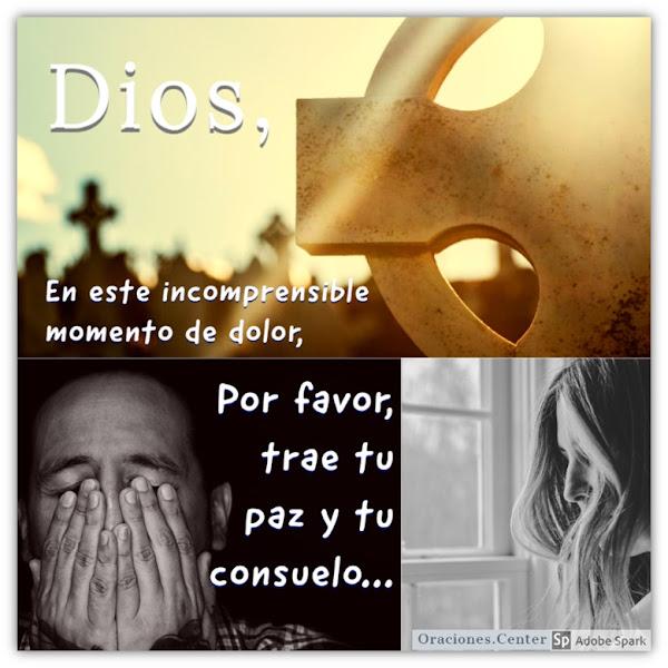 Oración de Duelo