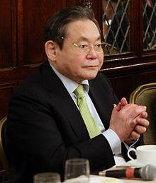 Lee Kun-hee. , Samsung
