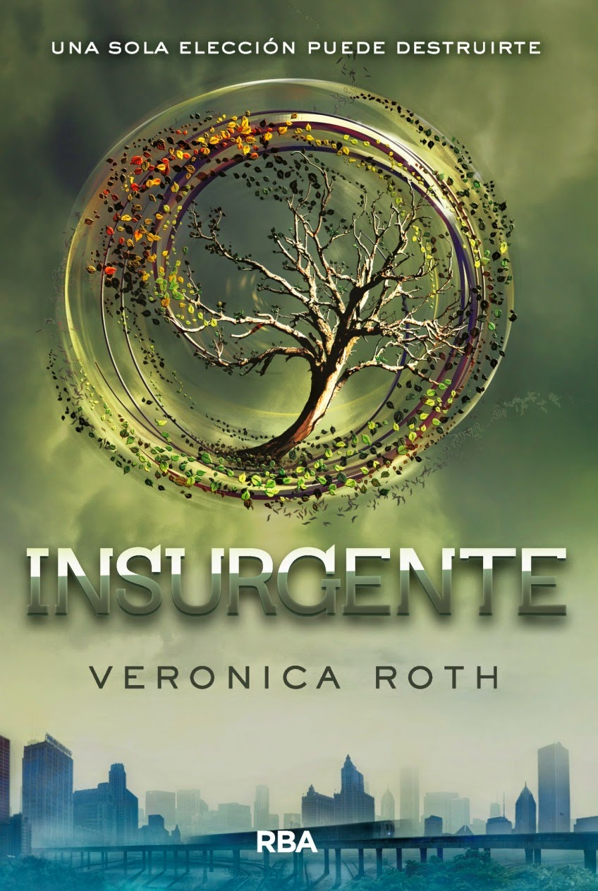 Saga Divergente II: Insurgente, de Veronica Roth