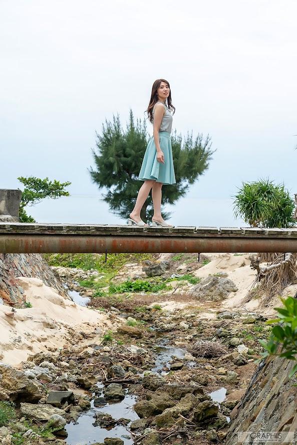 [Graphis] Gals &Aika Yamagishi 山岸逢花 Lustrous Beauty vol.5Real Street Angels