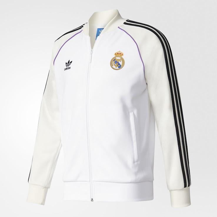 El Real Madrid tendrá una equipación  retro  en la temporada 2017 2018 92f420f5ad121