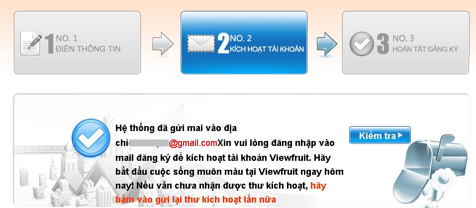 Kiếm tiền từ khảo sát trực tuyến trên viewfruit Việt Nam