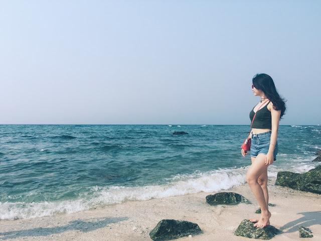 Hoa hậu FRT bật mí du lịch Lý Sơn 'ngon bổ rẻ' - Hình 15