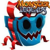 Monster Legends'ta günlük altın, yemek, değerli taş, ejderha vb. hediyeleri.