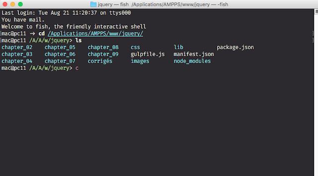 Monokai Pro Terminal, un thème de couleur pour le terminal de Mac OS, A Unix Mind In A Windows World