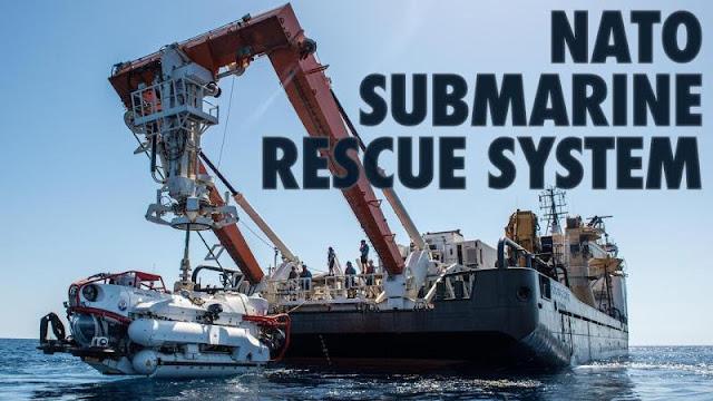 Protocolos de salvamento para submarinos SARSUB