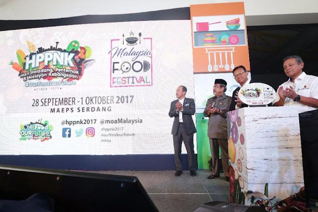 Hari Peladang, Penternak dan Nelayan Kebangsaan, HPPNK 2017,