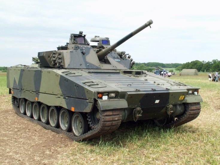 БМП CV9035NL