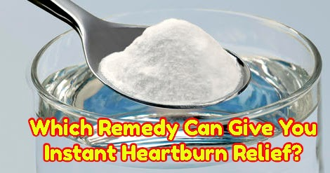 Heartburn Slayer Instant Heartburn Relief Which One Can