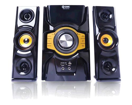 Harga Speaker Aktif GMC 889B - Harga dan Spesifikasi