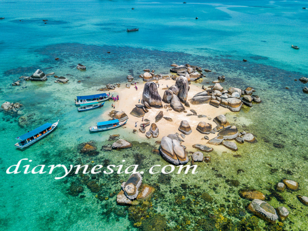 Bangka belitung tourism, batu berlayar island tourism, things to do in batu berlayar island, diarynesia