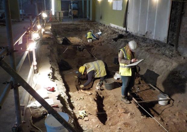 750-year-old skeletons will give picture of medieval Aberdeen