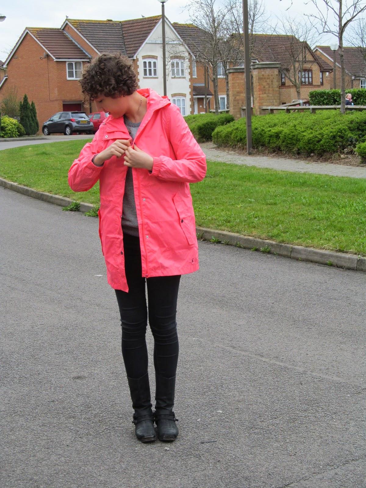 waterproof festival coat