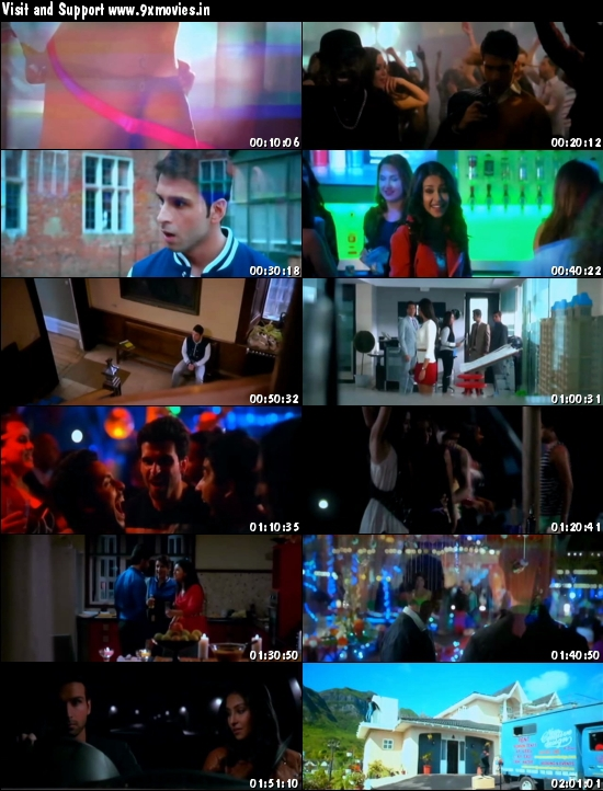 Loveshhuda 2016 Hindi DVDScr XviD