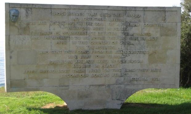 Ataturk - ANZAC