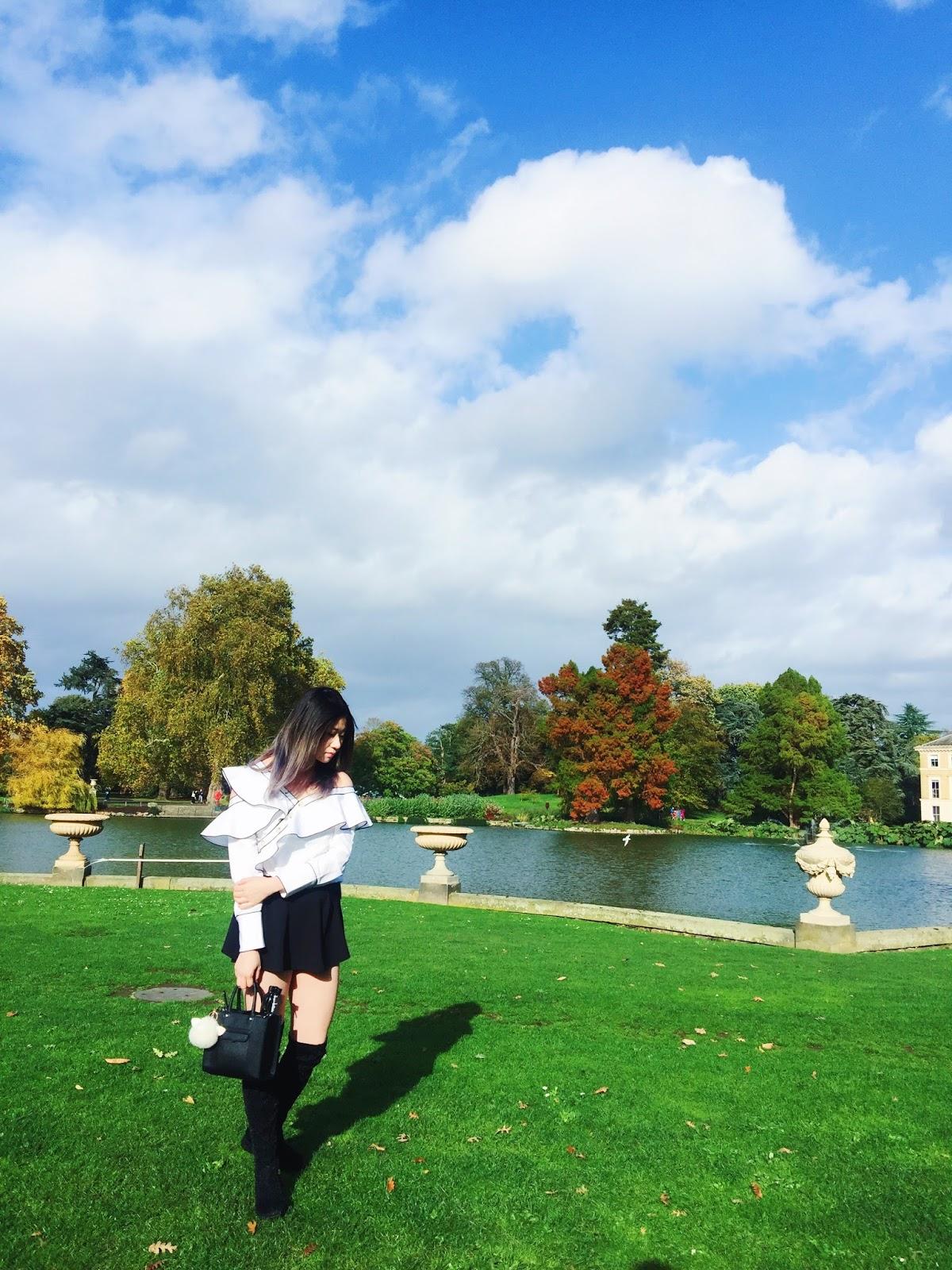 JOICY遊 | 英國倫敦 | 景點推介 | Kew Garden 邱園 | 世界之最奇花異卉植物園遊記 I