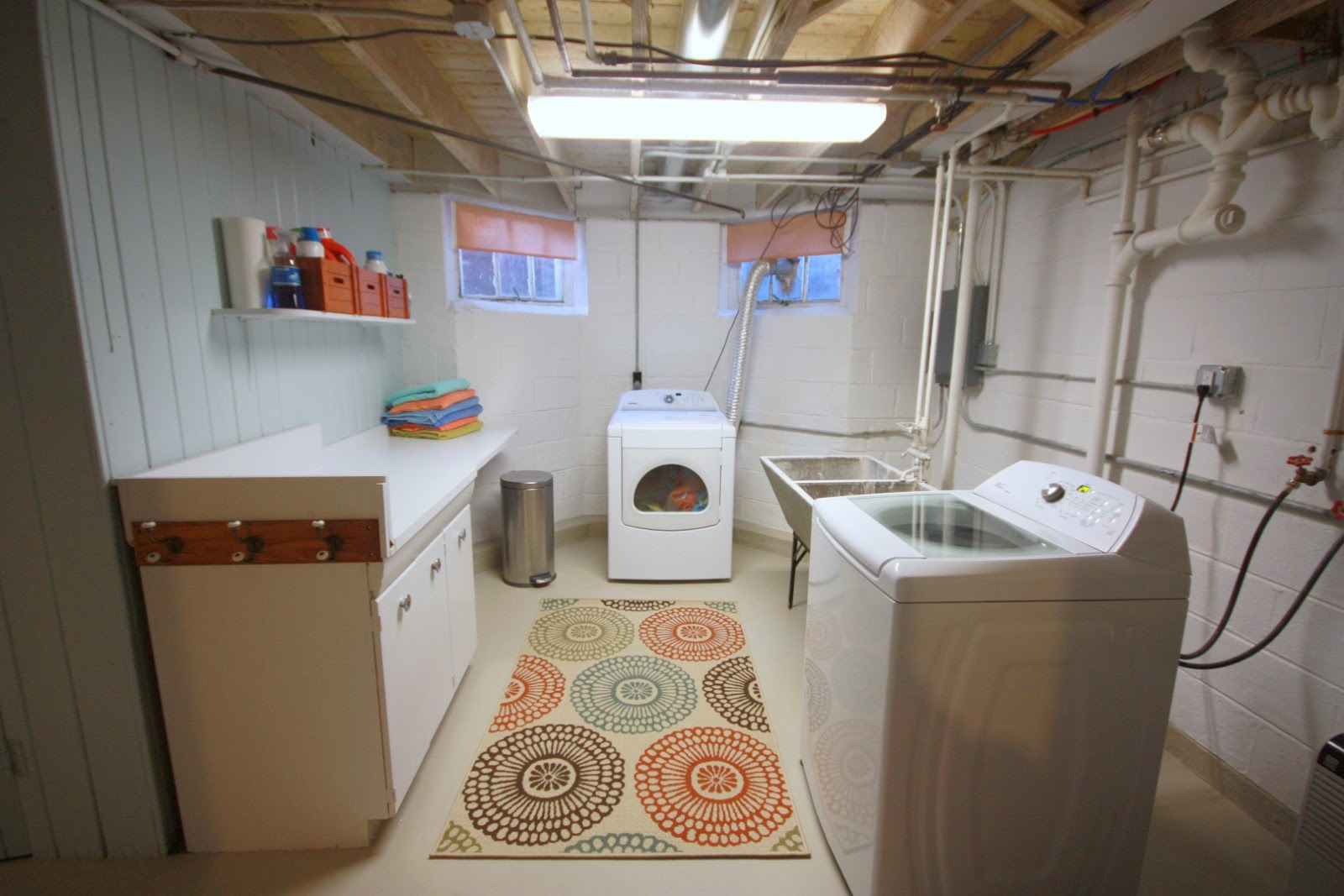 Russet Street Reno Our Laundry Room