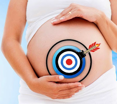 Pregnant Woman Target Sales