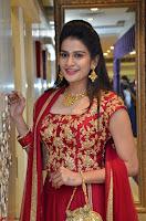 Jenny Honey in Stunning Dark Red Anarkali Dress at Splurge   Divalicious curtain raiser ~ Exclusive Celebrities Galleries 098.JPG