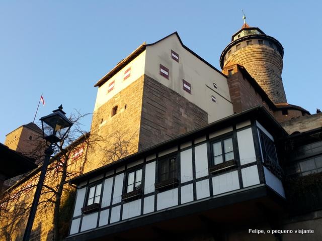 castelo imperial de nuremberg