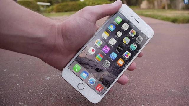hoàn tất thay mới mặt kính iPhone 6 plus