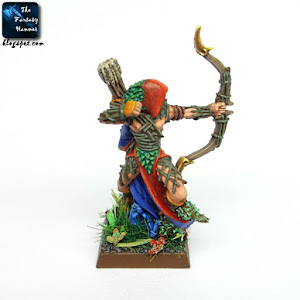 Wood Elves Waywatcher Lord Wanderers Waywatcher
