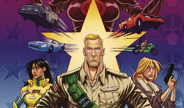 'Hasbro Heroes Sourcebook' to Include M.A.S.K. Characters and Vehicles