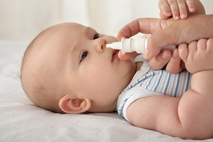Bebeklerde  Burun Tıkanıklığı Nasıl Giderilir