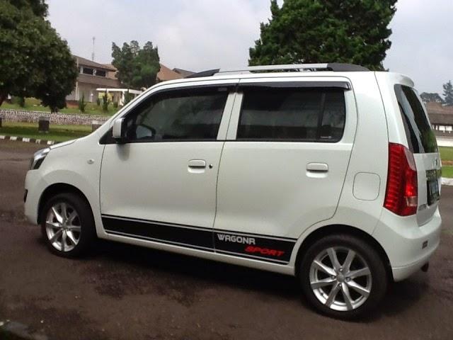 SUZUKI MOBIL SEMARANG: Modifikasi Ringan Suzuki WagonR