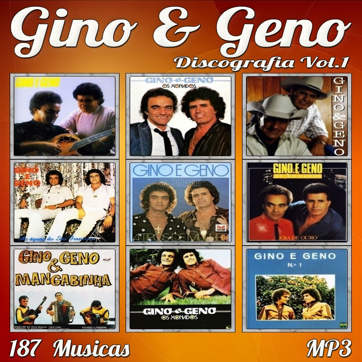 discografia completa gino geno gratis