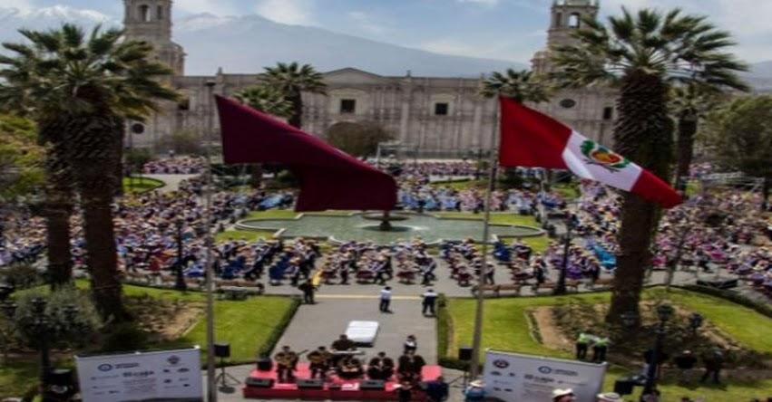 CILE 2019: El «IX Congreso Internacional de la Lengua Española» será en Arequipa