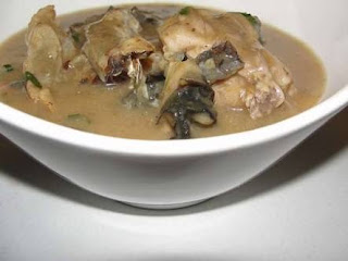 How to cook Afia Efere soup and Recipe.