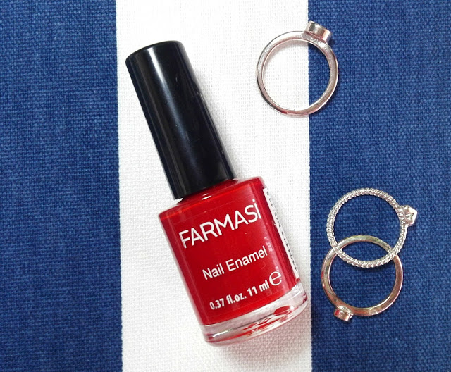 Dashbox Farmasi Nail Enamel No:413