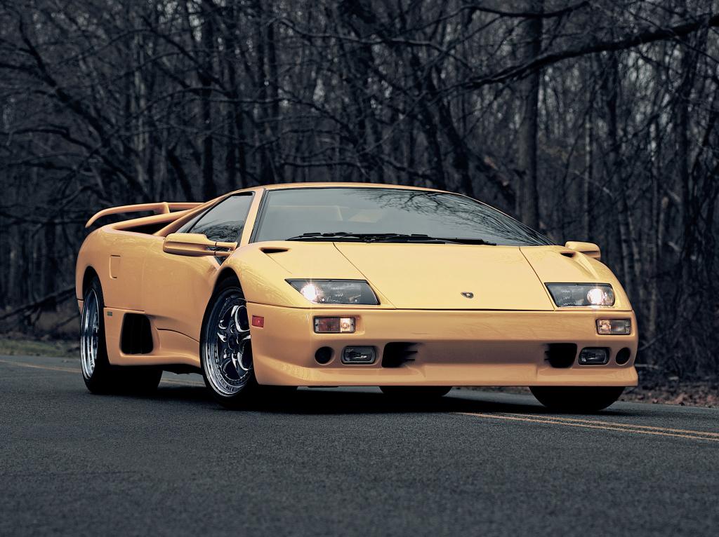 1999 Lamborghini Diablo Vt Alpine Edition Grandes Motores