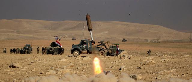 Os EUA e a criação do do Estado Islâmico (Daesh)
