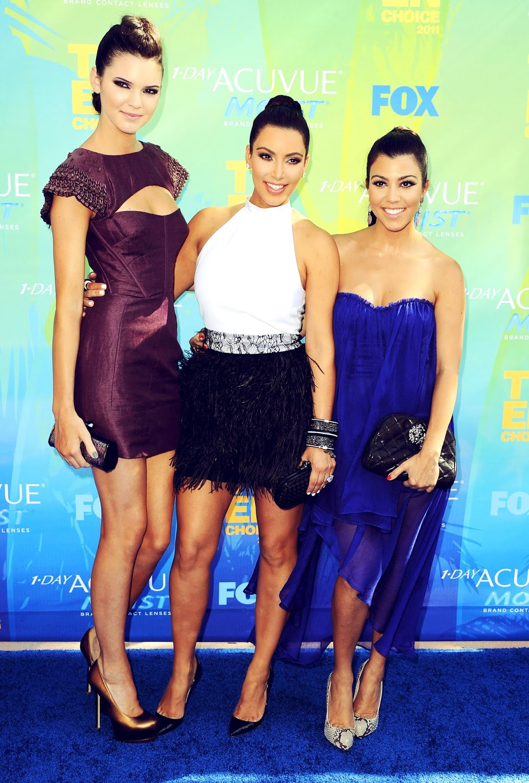 22 - Teen Choice Awards in August 11, 2011