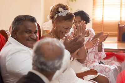 mariés guadeloupe mairie de pointe noire côte sous le vent