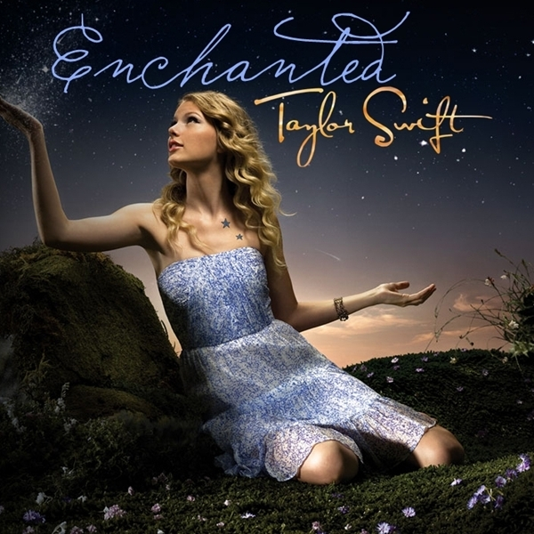 Taylor Swift - Enchanted (Fanmade Single Cover) | Coverfire