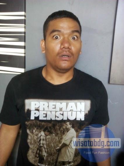 Profil Pangeran Tyson Pemeran Joni di Sinetron Preman Pensiun