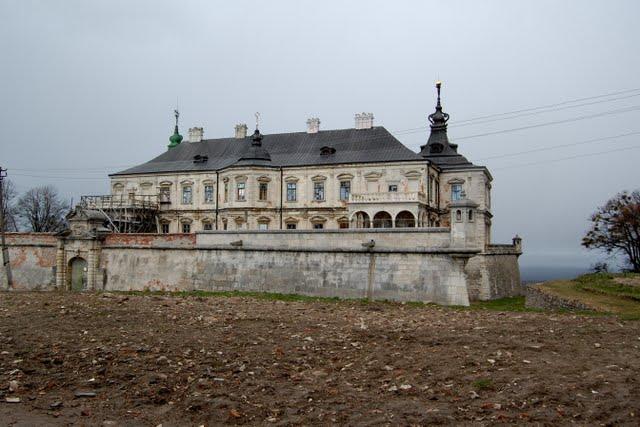 Я і моє життя: Замок в Підгірцях