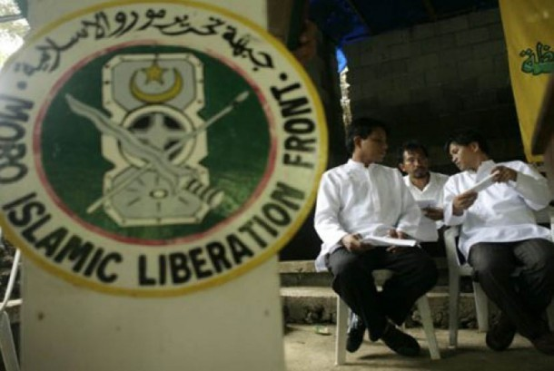 Wapres JK Terima Delegasi MILF Filipina
