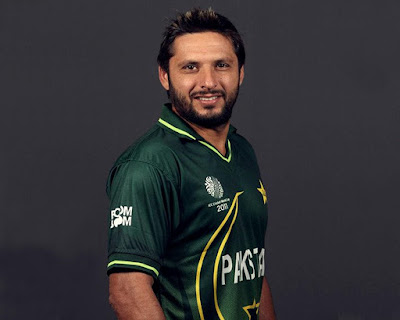 Shahid Afridi is idealized by millions of youngsters across Subcontinent