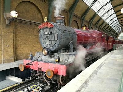 The Wizarding World of Harry Potter, Hogwarts Express, Universal Florida