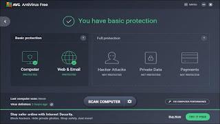 مضاد الفيروسات مجاني antivirus-AVG