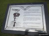 Frederick Valentich plaque at Cape Otway