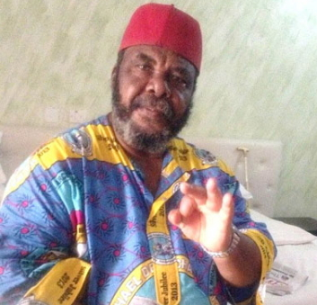 pete edochie angry ipob