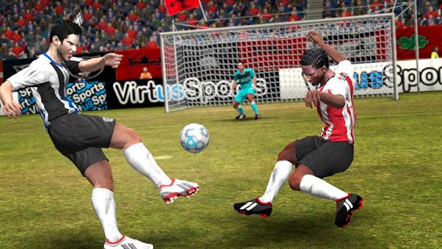 Online Virtual Sepakbola