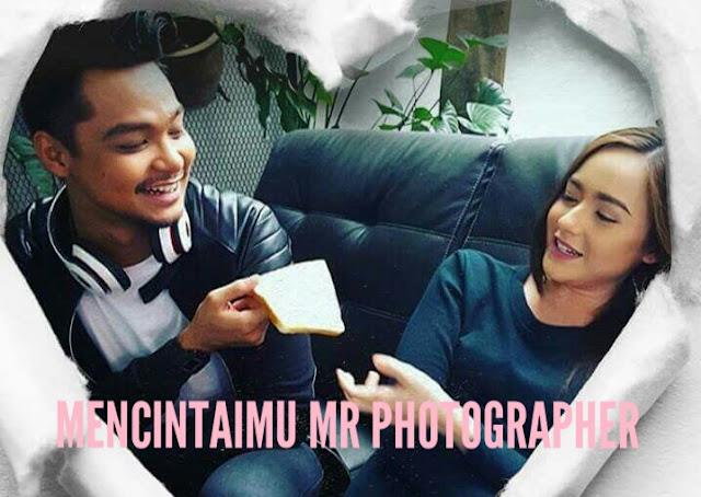 Sinopsis Drama Mencintaimu Mr Photographer Lakonan Syafiq Kyle dan Hannah Delisha